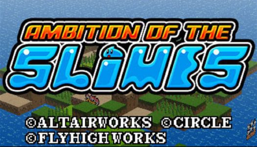 Review: Ambition of the Slimes (3DS eShop)