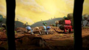 Armikrog - cutscene