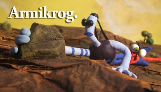 Review: Armikrog (Wii U eShop)