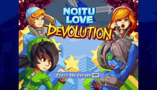 Review: Noitu Love 2: Devolution (Wii U eShop)