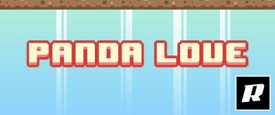 Panda Love - banner