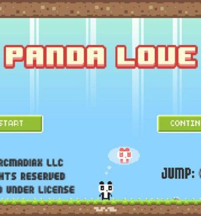 Panda Love - title