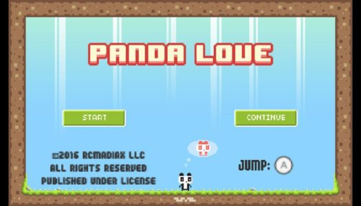 Micro-Review: PANDA LOVE (Wii U eShop)