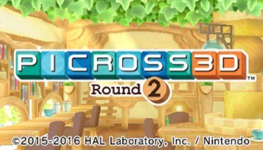 Review: Picross 3D Round 2 (3DS eShop)