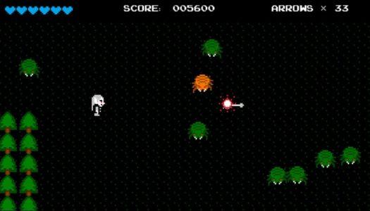 Review: Shadow Archer (Wii U eShop)