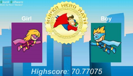 Review: Super Hero Math: (Wii U eShop)
