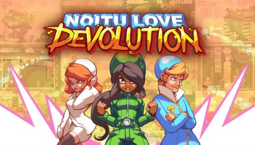 Review: Noitu Love 2: Devolution (3DS)