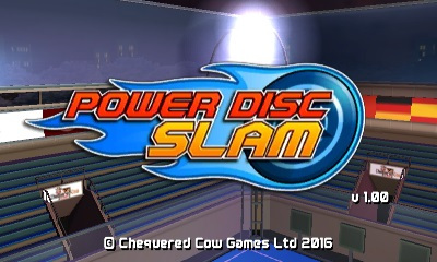Review: Power Disc Slam (3DS eShop)