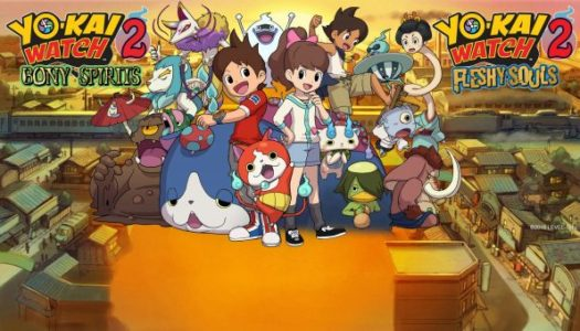 Review: Yo-Kai Watch 2 (3DS)