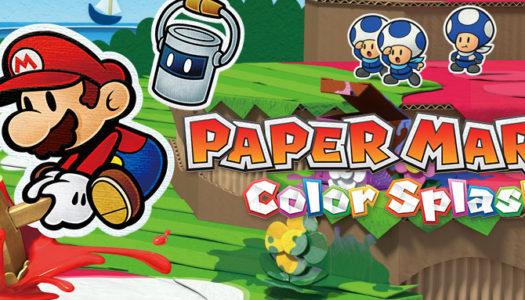 Review: Paper Mario Color Splash