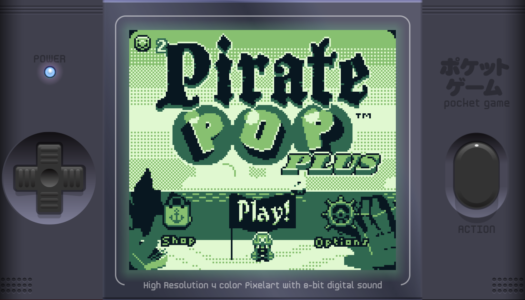 Pirate Pop Plus storms onto New 3DS and Wii U October 20