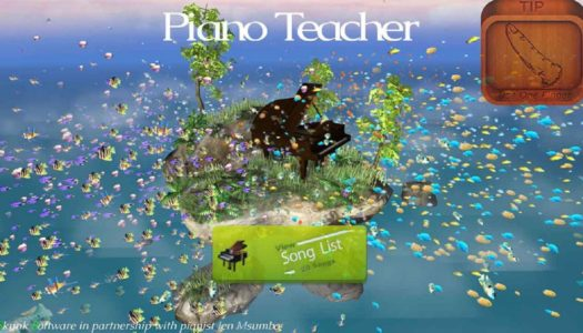 Review: Piano Teacher (Wii U eShop)