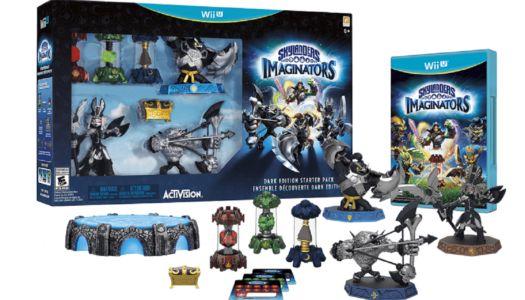 Review: Skylanders Imaginators (Wii U)