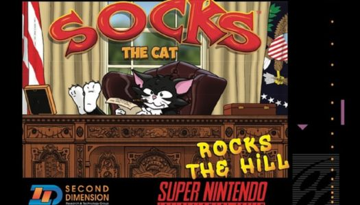 Socks the Cat – SNES Kickstarter