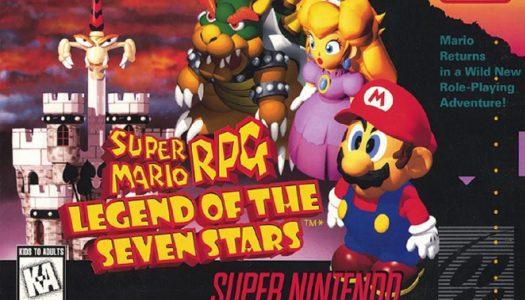 Review: Super Mario RPG: Legend of the Seven Stars (Wii U VC)