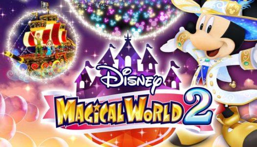 Nintendo Download Oct 13, 2016 – Disney Magical World 2, Animal Crossing Wild World