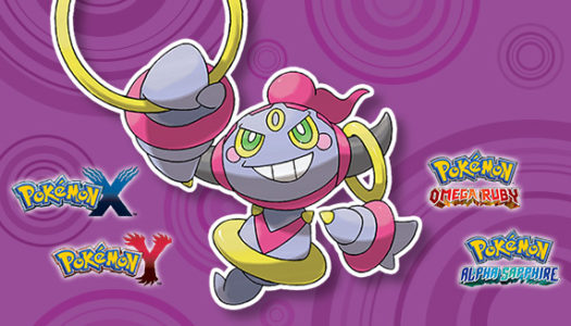 Second Chance to Grab Legendary Pokemon Hoopa
