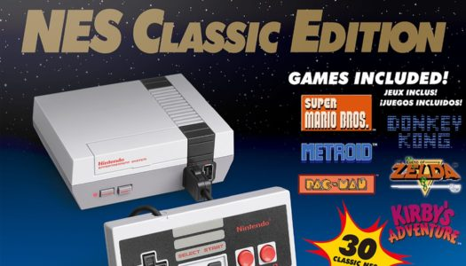 Nintendo about to show off the NES Classic Edition on Twitch