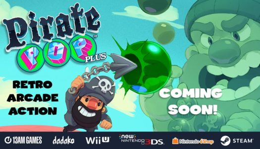 Nintendo Download Oct 20, 2016 – Pirate Pop Plus, SteamWorld Heist, Spirit Tracks