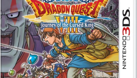 PR: DRAGON QUEST VIII: Journey of the Cursed King Releases for 3DS on Jan. 20