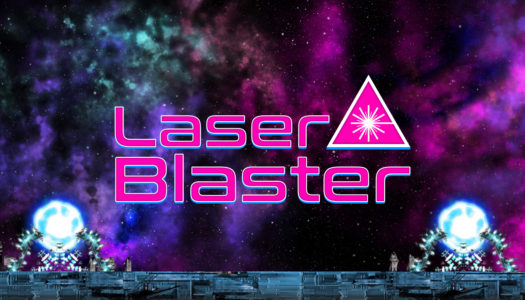 Review: Laser Blaster (Wii U eShop)