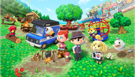 Nintendo Launches Free Update for Animal Crossing: New Leaf