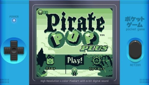 Review: Pirate Pop Plus (3DS eShop)
