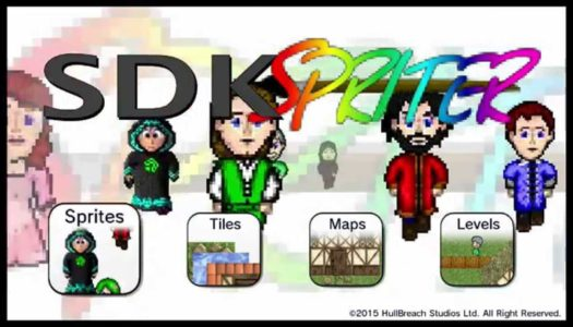 Review: SDK Spriter (Wii U eShop)