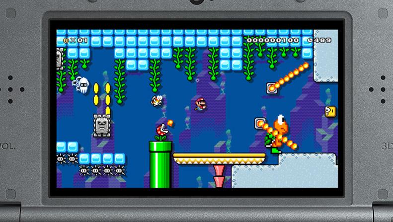 Review: Super Mario Maker for Nintendo 3DS - Pure Nintendo