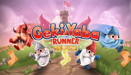 Review: Geki Yaba Runner Deluxe (3DS eShop)