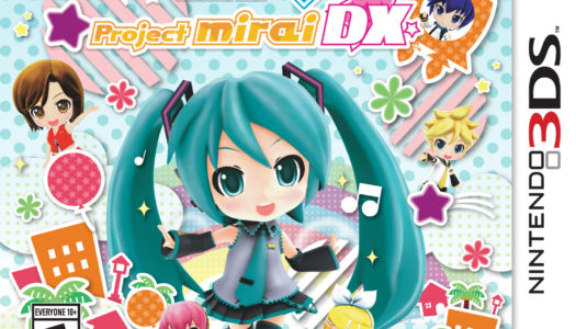 Second Chance Review – Hatsune Miku: Project Mirai DX (3DS)