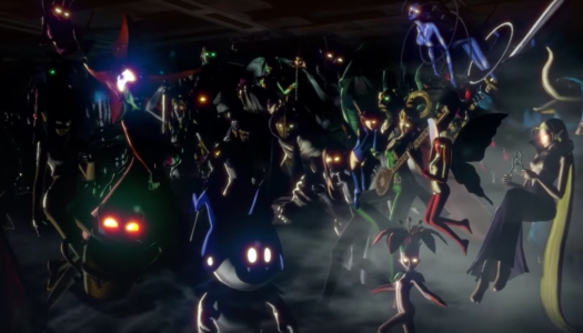 Upcoming Shin Megami Title Headed for Nintendo Switch