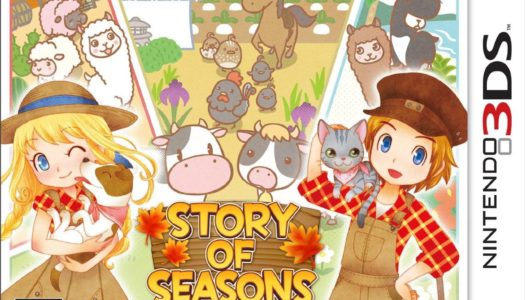 PR: Story of Seasons: Trio of Towns coming to 3DS on Feb. 28
