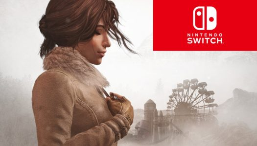 PR: Microids announces Syberia 3 for Nintendo Switch
