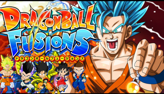 Review: Dragon Ball Fusions (3DS)