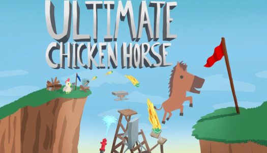 Ultimate Chicken Horse – Party-Platformer – Coming to Switch in Q3 2017