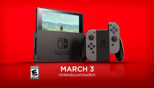 PR: Nintendo's First-Ever Super Bowl Ad Features Nintendo Switch, The Legend of Zelda