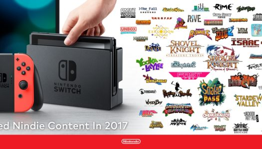PR: Nintendo Reveals New Indie Games Coming to Nintendo Switch
