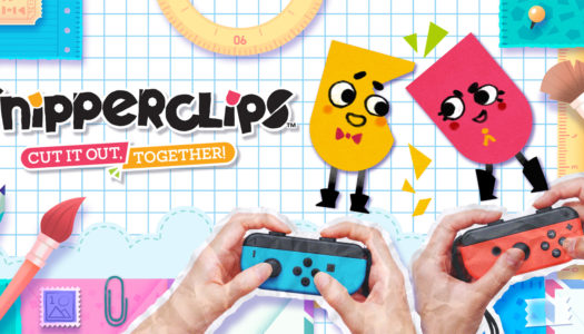 Review: Snipperclips (Switch)