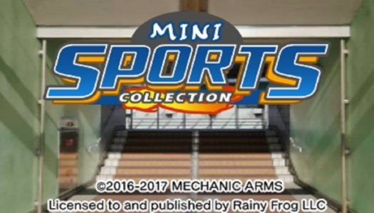 Review: Mini Sports Collection (3DS eShop)