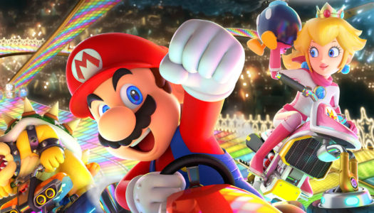 Video: Mario Kart 8 Deluxe footage from PAX East