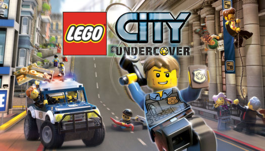 New Lego City Undercover Vehicles Trailer