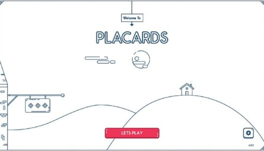 Mini-Review: Placards (Wii U eShop)