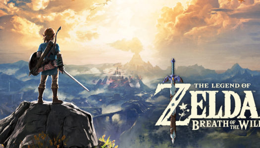 Video: Check out the making of Breath of the Wild