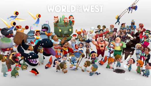 Rain Games' Action Adventure World to the West Launches May 5th