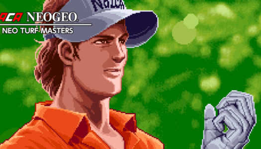 Review: ACA NEO Turf Masters (Nintendo Switch)