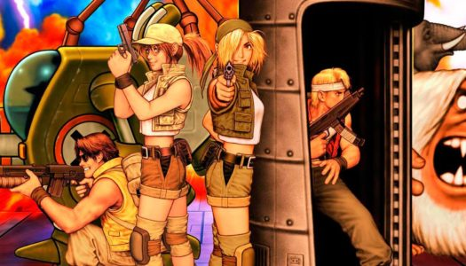 Review: ACA NeoGeo Metal Slug 3 (Switch)