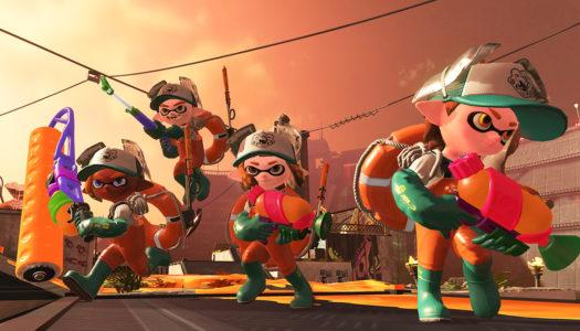 PR: ARMS and Splatoon 2 Headline New Nintendo Direct Presentation