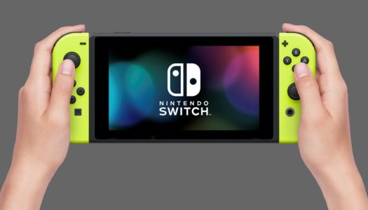 PR: Nintendo Switch Becomes the Fastest-Selling Video Game System in Nintendo History