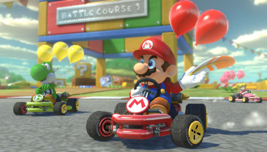 New Mario Kart game announced for Mobile devices